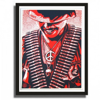 Shepard FAIREY - Duality of Humanity 1