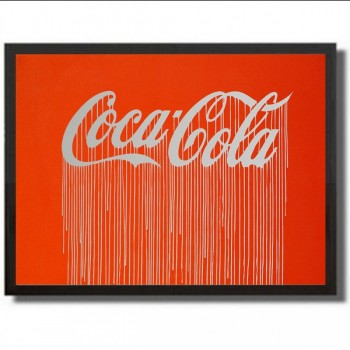 ZEVS - Liquidated Coca-Cola (Luminescent Print Edition)