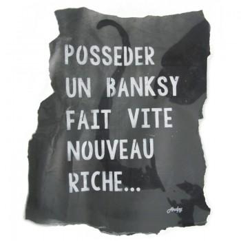 ARDPG - POSSEDER UN BANKSY... (2)