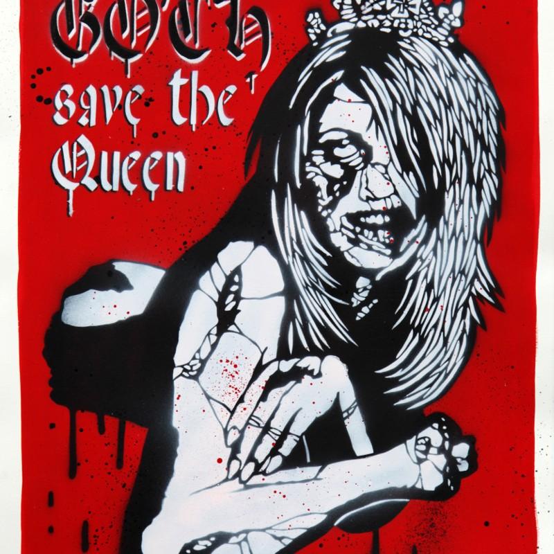trash andersen aka speedy graphito goth save the queen 2005. Black Bedroom Furniture Sets. Home Design Ideas