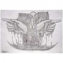 ROTI - Composition 11 - Drawing Pencil