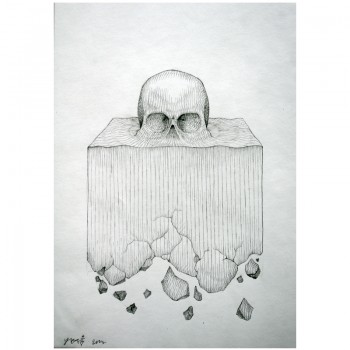 ROTI - Composition 12 - Drawing Pencil