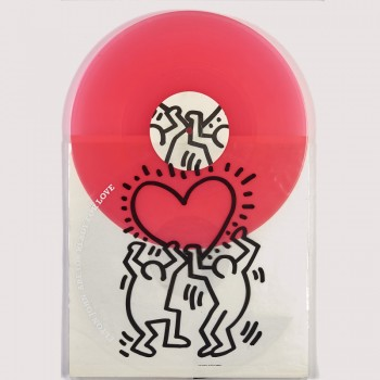 After KEITH HARING - ELTON JOHN Are you ready for love