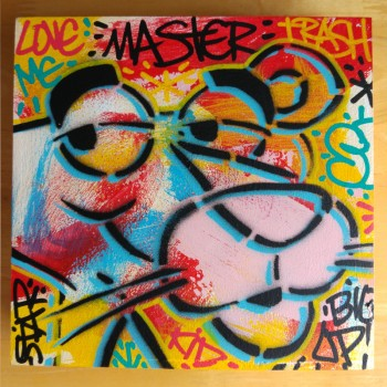 SPEEDY GRAPHITO - THE PINK PANTER