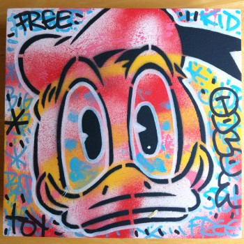 SPEEDY GRAPHITO - DONALD KIDS