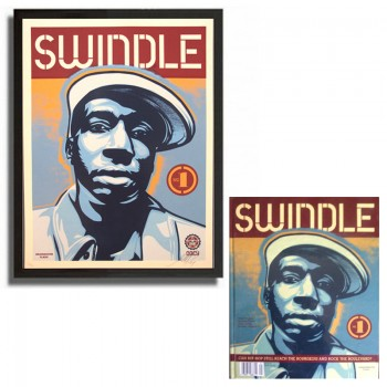 Shepard FAIREY - SWINDLE (2004)