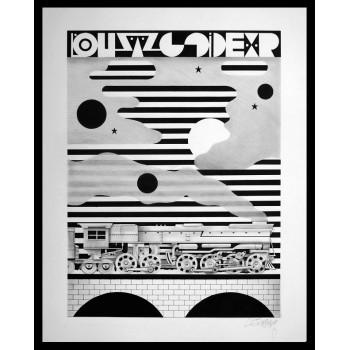 L'OUTSIDER - Sans titre 9 - Technique mixte