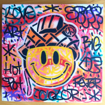 SPEEDY GRAPHITO - POWER OF ART