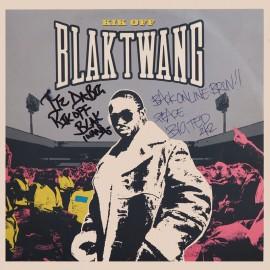 BANKSY - KIK OFF Blak Twang