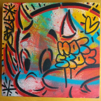 SPEEDY GRAPHITO - SERIAL PAINTER (2015)
