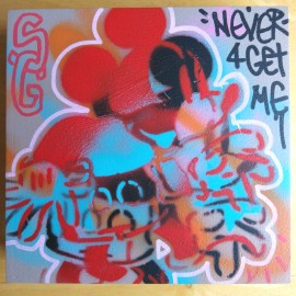 SPEEDY GRAPHITO - Never Forget me