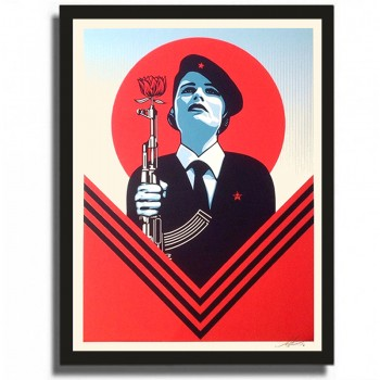 Shepard FAIREY - Peace Guard 2