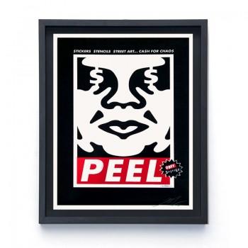 Shepard FAIREY - Peel (Magazine)