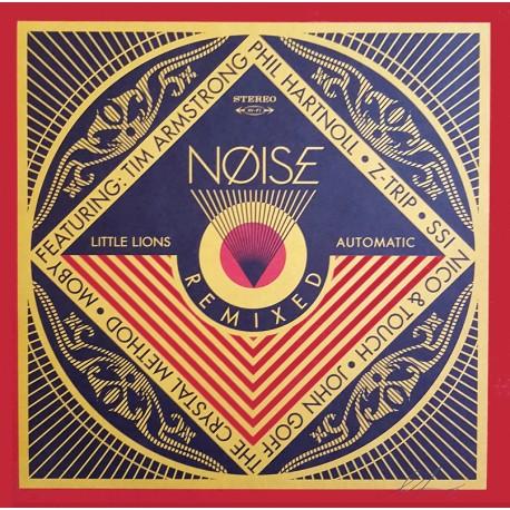 Shepard FAIREY - NOISE | Little Lion