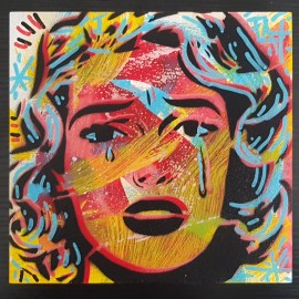 SPEEDY GRAPHITO - Gilrs crying