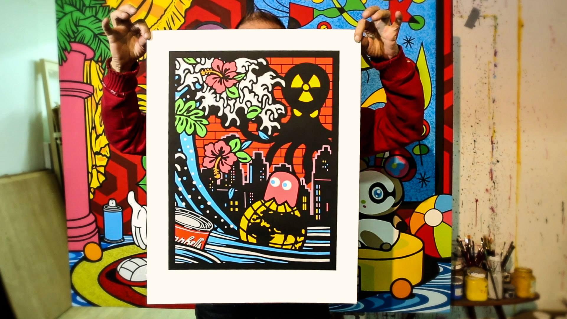 Edition of Speedy Graphito & Artsuggest.com