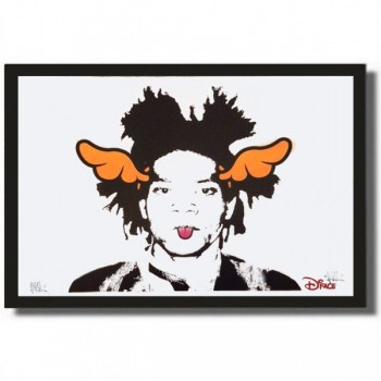 D*FACE - Saddo Basquiat (Orange)