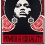 Shepard FAIREY - AFROCENTRIC (RED)