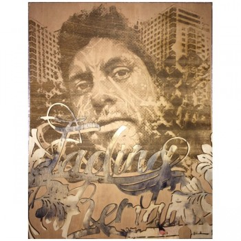 VHILS - Fading Remains