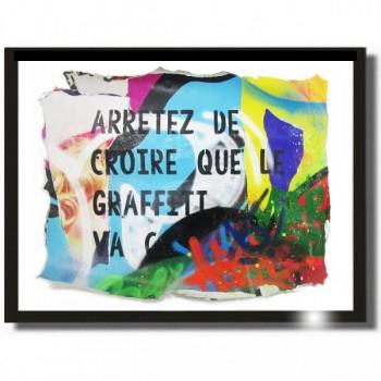 ARDPG - ARRETER DE CROIRE QUE LE GRAFFITI VA C...