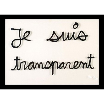 BEN - Je suis transparent (1995)