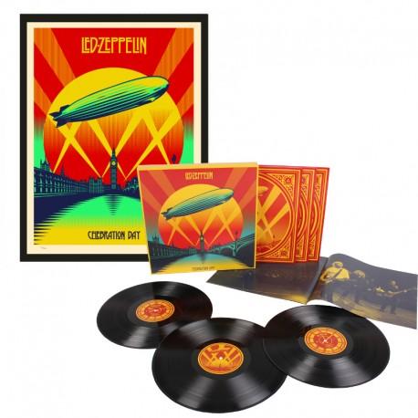 Shepard FAIREY - Led Zeppelin Celebration Day