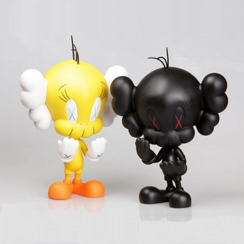 KAWS - Tweety set