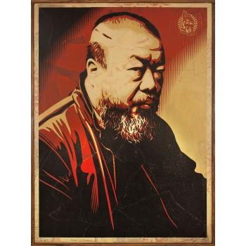 Shepard FAIREY - Ai Wei Wei