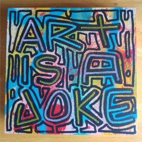 SPEEDY GRAPHITO - ART IS A JOKE