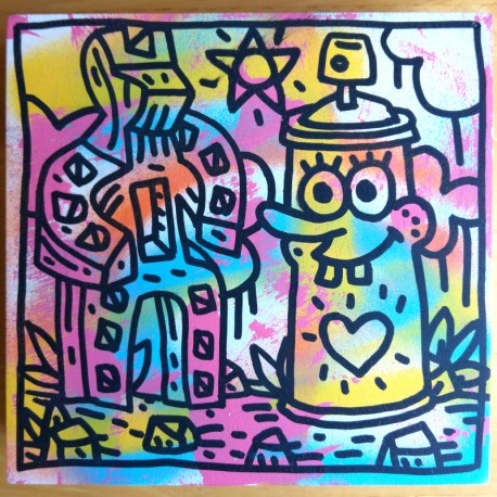 SPEEDY GRAPHITO - LAPINTURE CAN