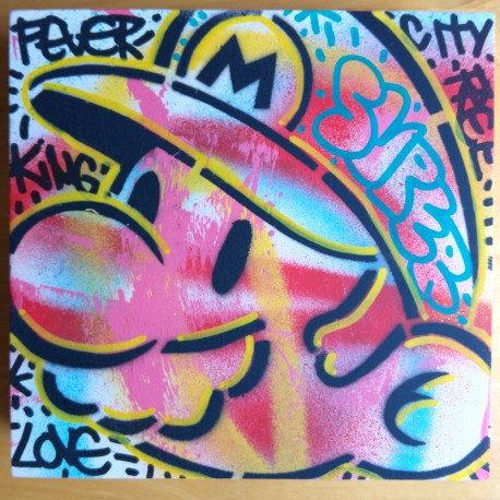 SPEEDY GRAPHITO - MARIO