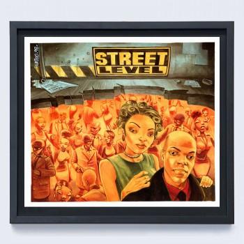 LAZOO - STREET LEVEL