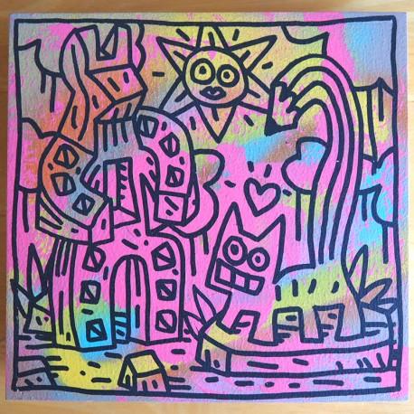 SPEEDY GRAPHITO - POWER OF ART