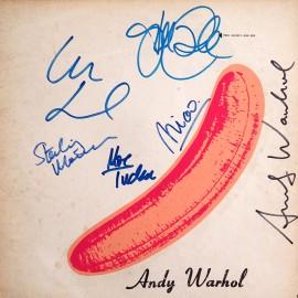 Andy WARHOL - THE VELVET UNDERGROUND & NICO