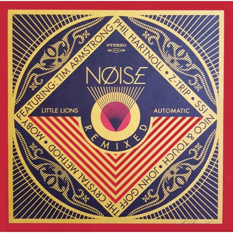 Shepard FAIREY - NOISE | Little Lions
