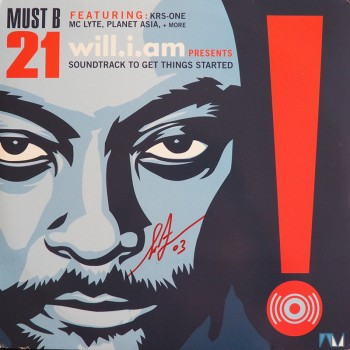 Shepard FAIREY - Will.i.am | Must B 21
