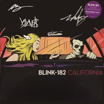 DFACE - California (BLINK 182)