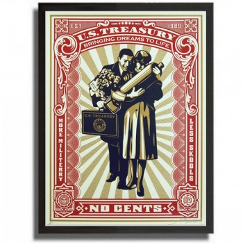 Shepard FAIREY - Proud Parents (2007)
