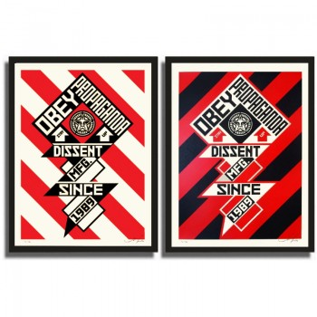 Shepard FAIREY - Constuctivism set