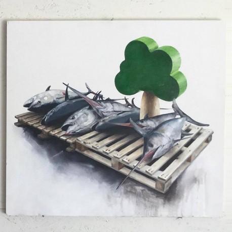 Dorothée CLAUSS - FISH (2017)