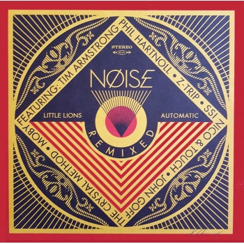 Shepard FAIREY - NOISE | Little Lion