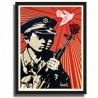 Shepard FAIREY - Chinese soldiers (2006)