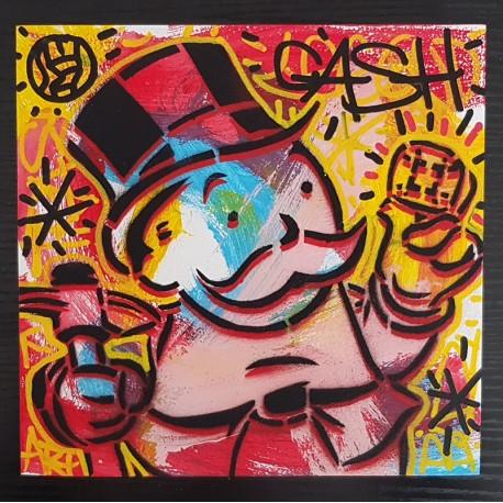 SPEEDY GRAPHITO - Cash