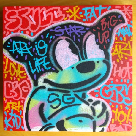 SPEEDY GRAPHITO - ART IS LIFE