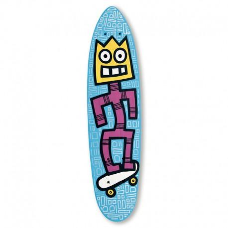 SPEEDY GRAPHITO - Petit skate 1