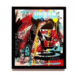 SPEEDY GRAPHITO - URBAN POP (Unique)
