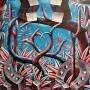 SPEEDY GRAPHITO - SECRET LOVERS (canvas)