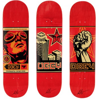 Shepard FAIREY - Obey 30th anniversary
