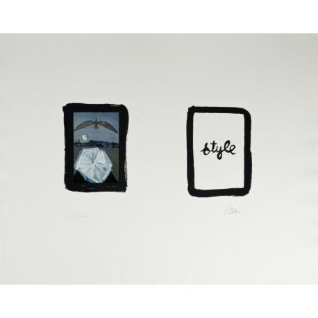 BEN - Bonjour Max Ernst (Style) 1974
