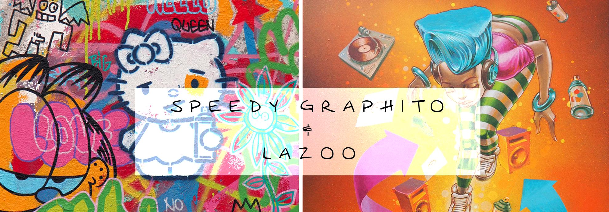 SPEEDY GRAPHITO & LAZOO